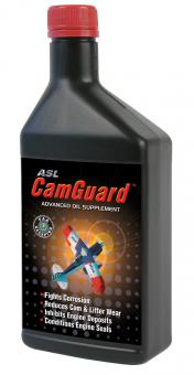 CamGuard Additive, 1 pt bottle