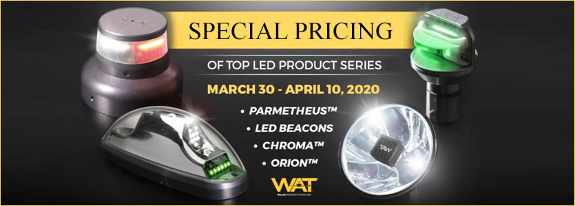 Whelen Special Pricing