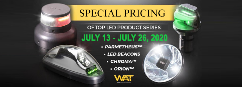 Whelen Special Pricing 2