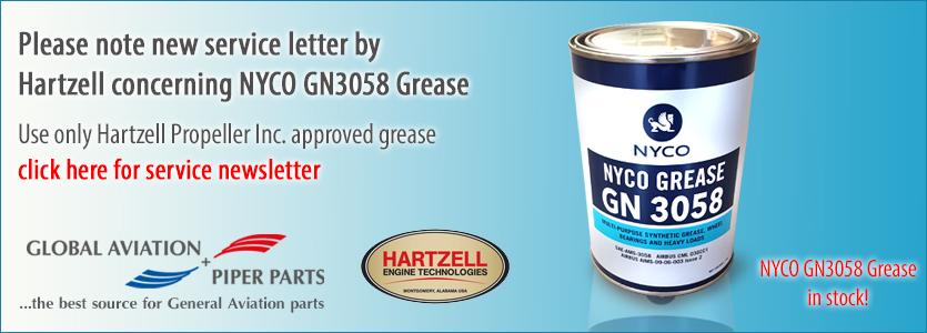 Hartzell Nyco Grease 3058