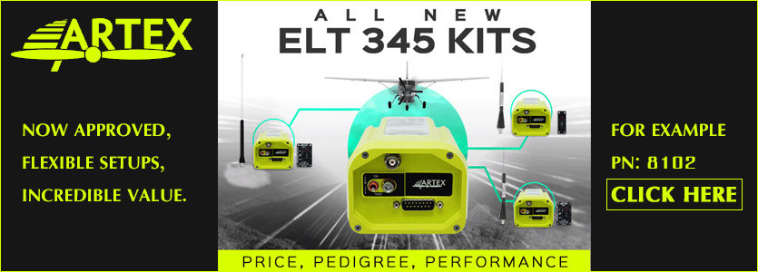 Artex new ELT Kits