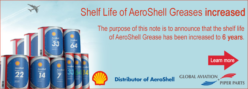 Shell Grease Shelf Life increased