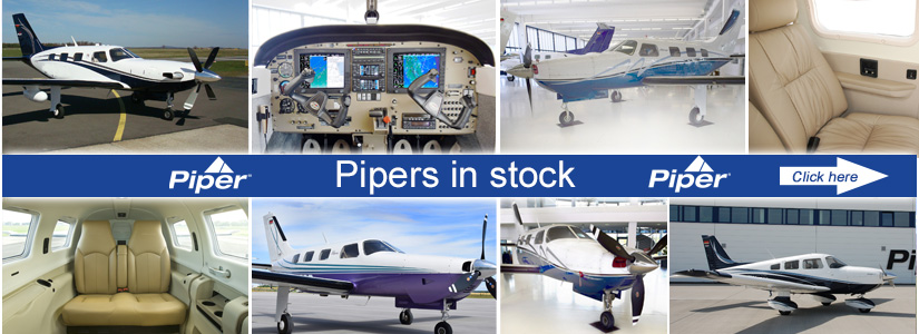 Pipers in stock