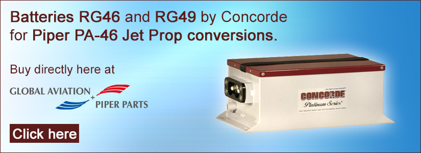 Concorde RG46 & RG49